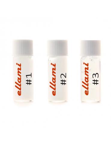 Набор составов для ламинирования ресниц и бровей, 1 мл, ELLAMI