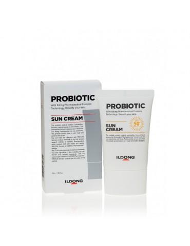 Солнцезащитный крем 50 мл, Firstlab Probiotic