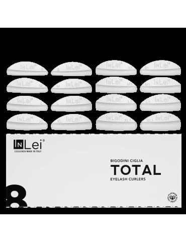Бигуди (валики) TOTAL, 1 пара (S), INLEI