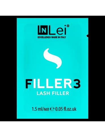 """Филлер для ресниц """"Filler 3"""", 1,5 мл, INLEI"""