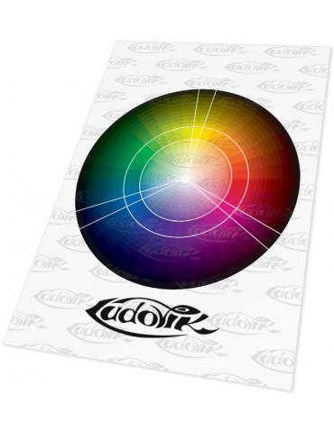 Цветовой круг, А4, Ludovik