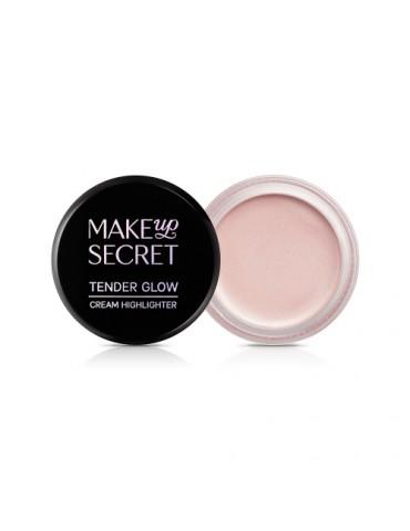 Хайлайтер кремовый (Tender Glow), CH02 Cream, MAKE-UP-SECRET