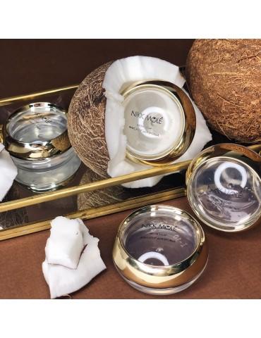 Фиксатор для бровей Brow Soap (кокос), NIKK MOLE