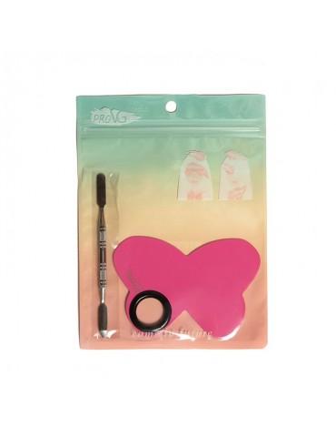 Палитра для смешивания Butterfly со шпатель (металл), PROVG