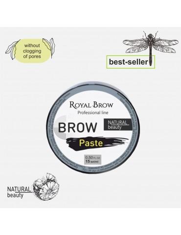 Контурная паста для бровей, 15 мл, Royal Brow