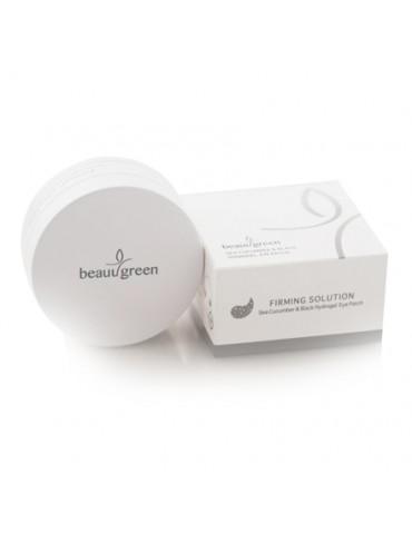 Гидрогелевые патчи для глаз Cucumber&Black, 60 шт, BeauuGreen